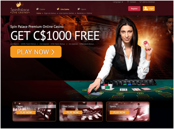 How to play Live Baccarat at Live Casino