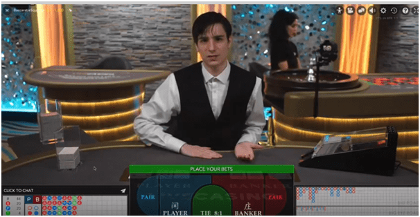 How to read scoreboard in Live Baccarat eSqueeze