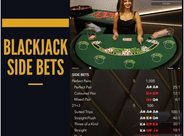 Live-Blackjack-side-bets