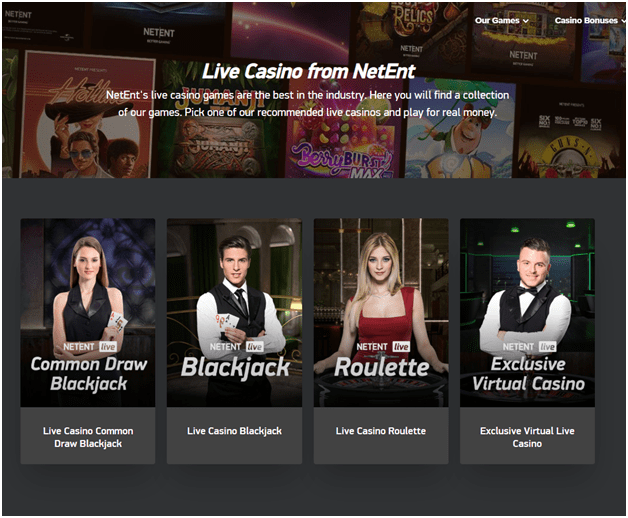 Where can I play free live casino games in Canada?