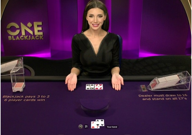 One Blackjack – The New Live Game At Live Casinos