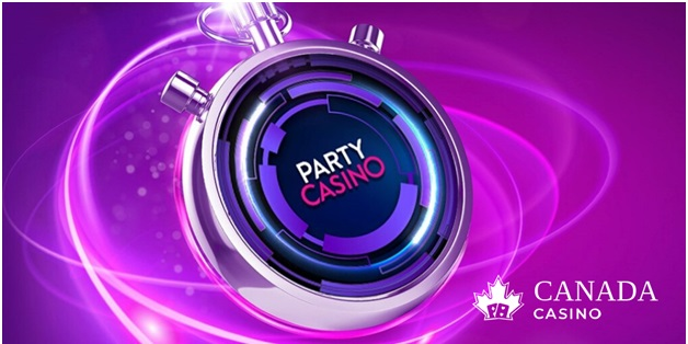 Partycasino secure gaming