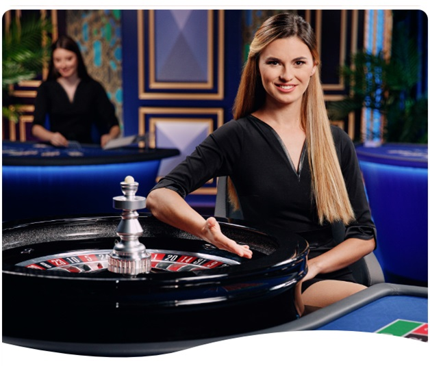 Roulette Live Dealer Games from Pragmatic Play
