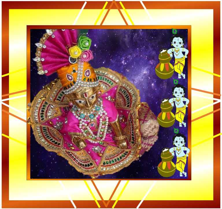 Ladoo Gopalam Puja Anushthan
