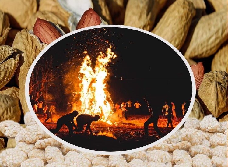 Lohri the festival of fire, truth, & sweets