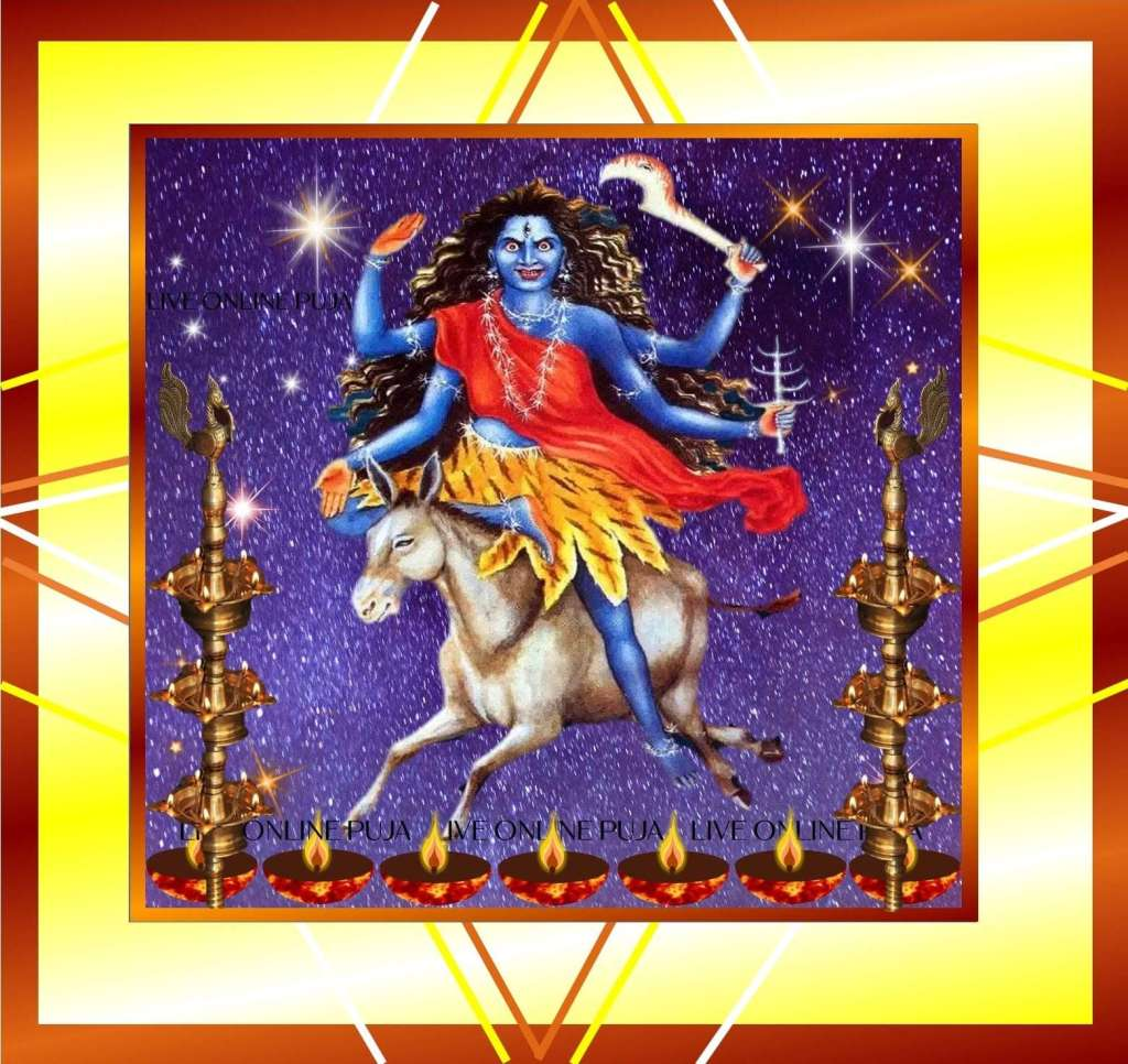 Picture of Kalratri Mata