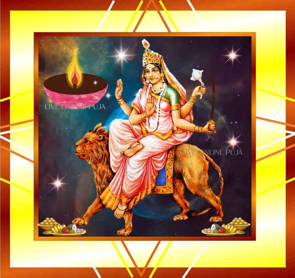 Picture of Maa Katyayani