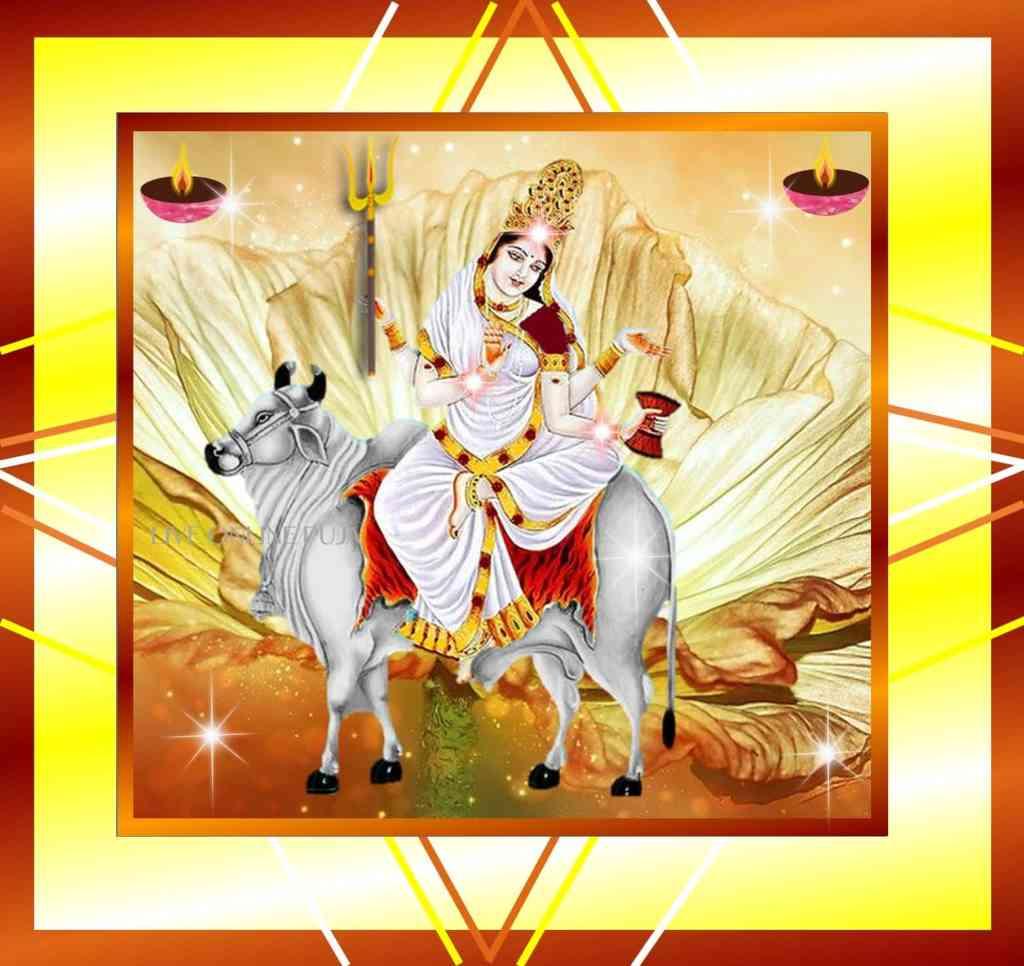 Mahagauri Mata Puja Online Navratri