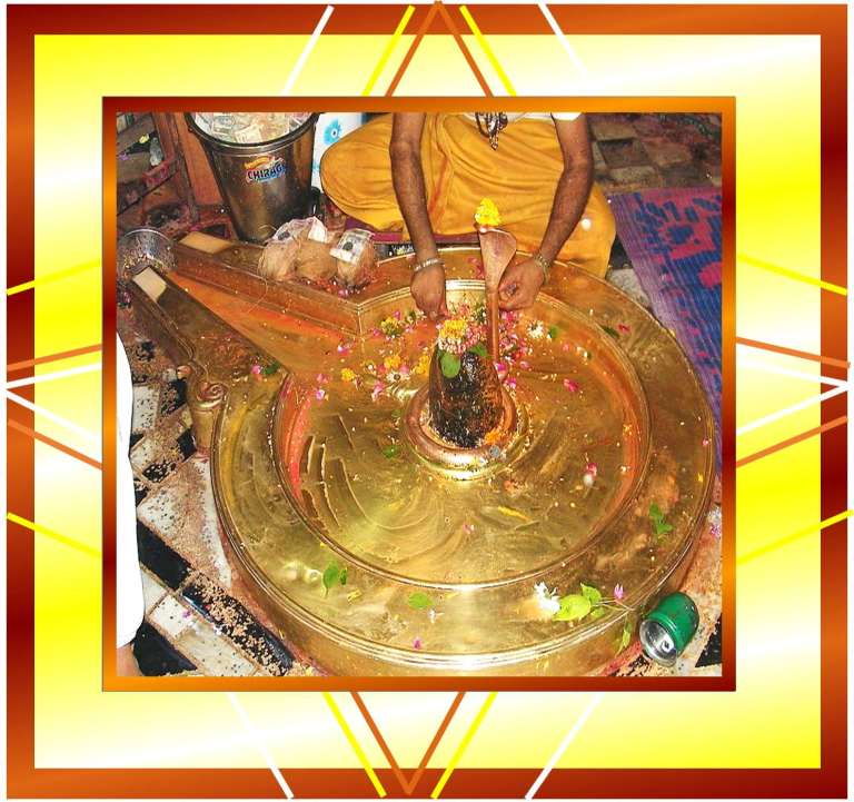 picture of Omkareshwar Jyotirlinga Shivling
