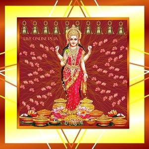Pujas for Wealth Lakshmi