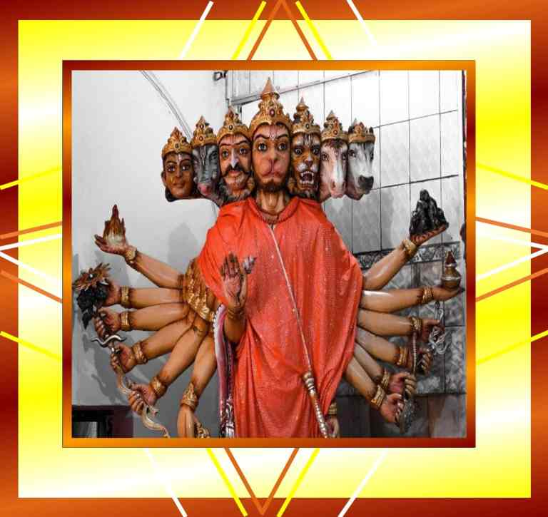 Panchmukhi Hanumanji