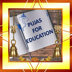 Pujas for Education