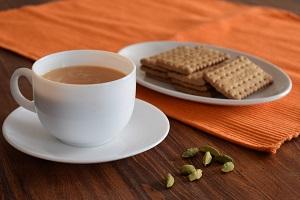 Boil milk & make tea on Grah Pravesh