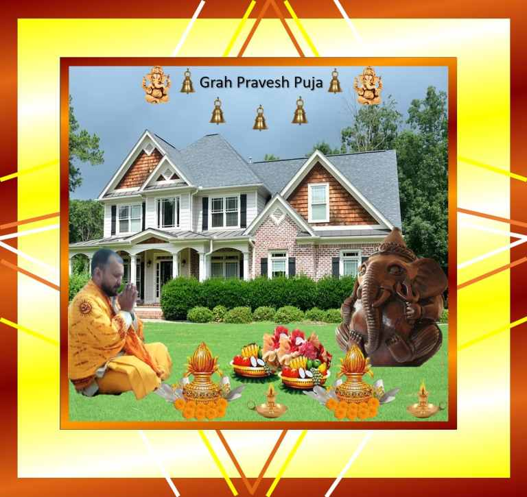 Grah Pravesh Puja Online
