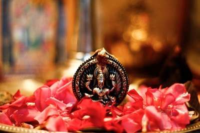 Hindu Goddess Mata Lakshmi