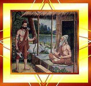 Lord Parshurama Bhagwan on Akshaya Tritiya