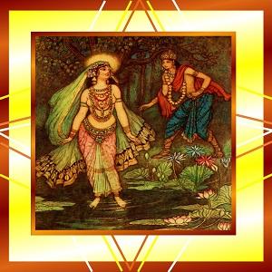 Maa Ganga (Ganges) birth on Akshaya Tritiya