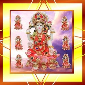 Mahalakshmi Idol