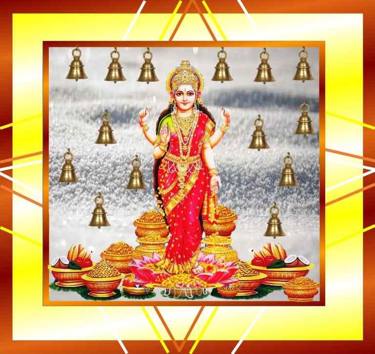 akshaya tritiya puja lakshmi