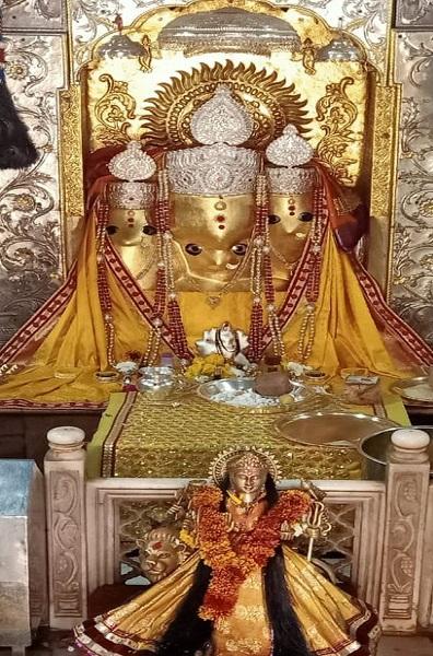 Baglamukhi Temple MP