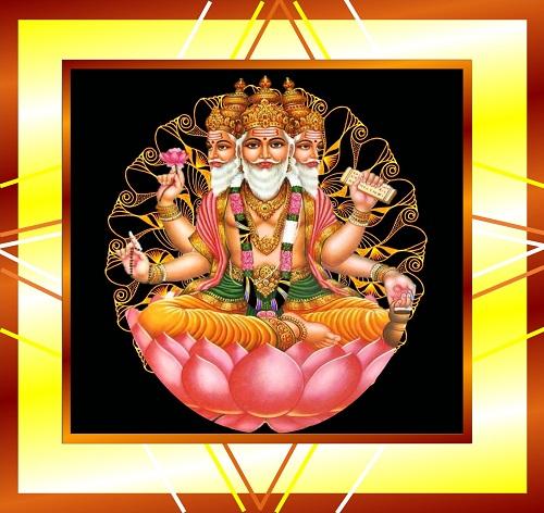 Lord Brahma God