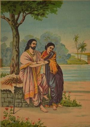 Subhadra and Arjuna