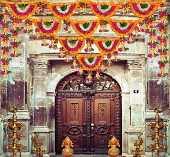 Traditional Grah Pravesh Decoration