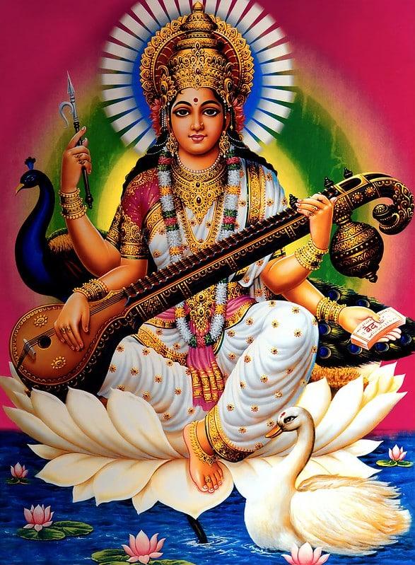 Saraswati Puja Pic