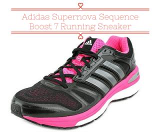 Adidas Supernova Sequence Boost 7 Running Sneaker Shoe - Womens