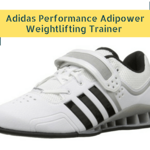 Adidas Performance Adipower Weightlifting Shoe