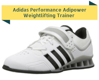 Adidas Performance Adipower Weightlifting Shoe