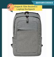 Kopack Slim Business Laptop Backpacks