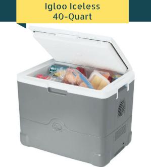 Igloo 40375 Iceless 40-Quart