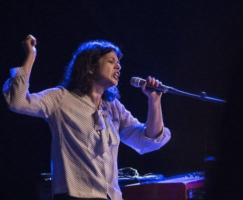 Shilpa Ray – Besançon, La Rodia – 31 mars 2016
