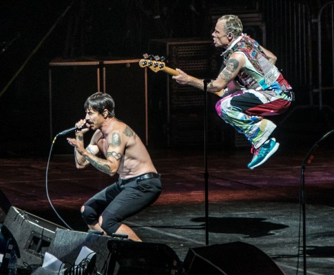Red Hot Chili Peppers – Paléo Festival de Nyon (Ch) – 18 juillet 2017