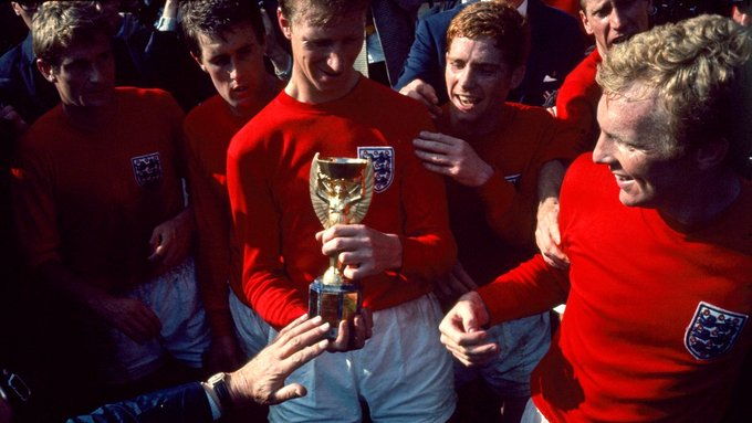England World Cup winner Jack Charlton has died aged 85