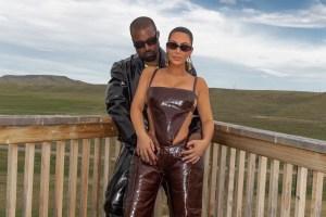 Kim Kardashian West filed for divorce