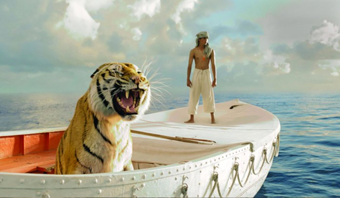 The film won the best Oscar of all time - Life Of Pi
