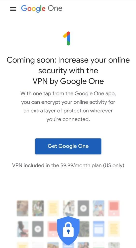 Google VPn Service
