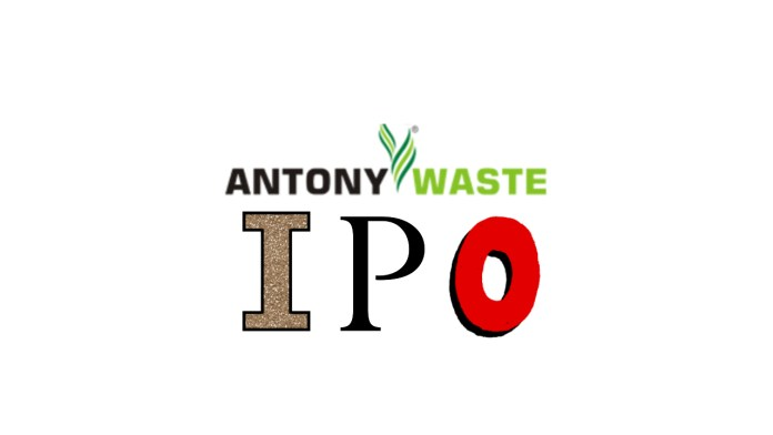 Antony Waste Handling Cell IPO allotment
