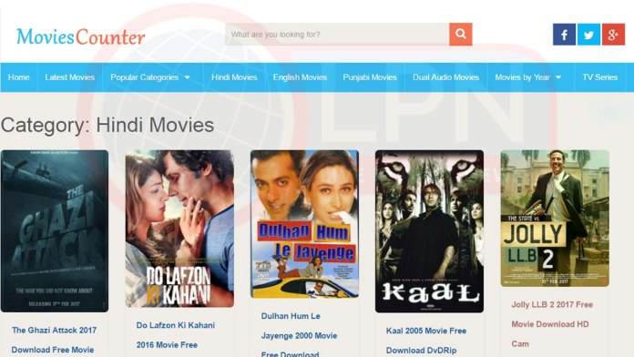 MoviesCounter 2021: Hollywood & Bollywood HD Movies Download Torrent Website