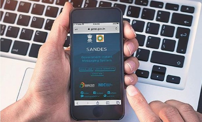 Sandes GIMS: How to download and set up Sandes App India's WhatsApp Alternative