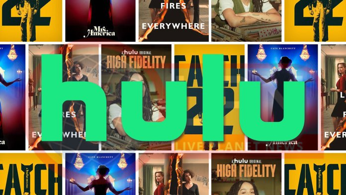 Hulu Live Tv and Movie Streaming Website