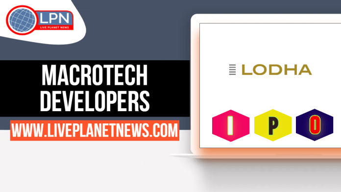 Macrotech Developers IPO