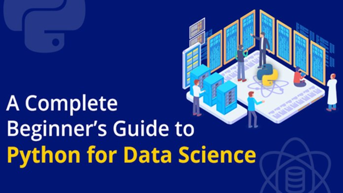A Complete Beginner's Guide to Python for Data Science