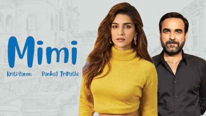 Mimi Hindi Movie Review