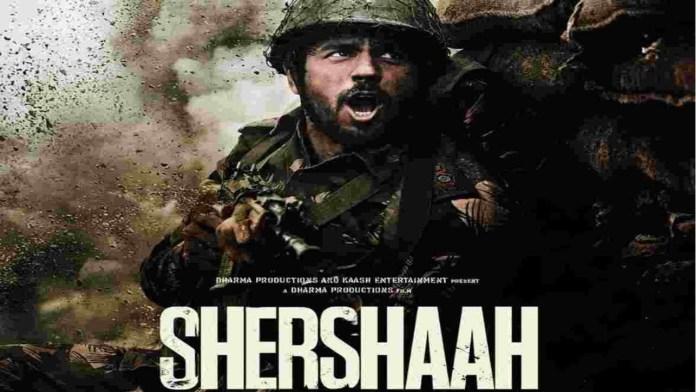 Shershaah Hindi Movie Download