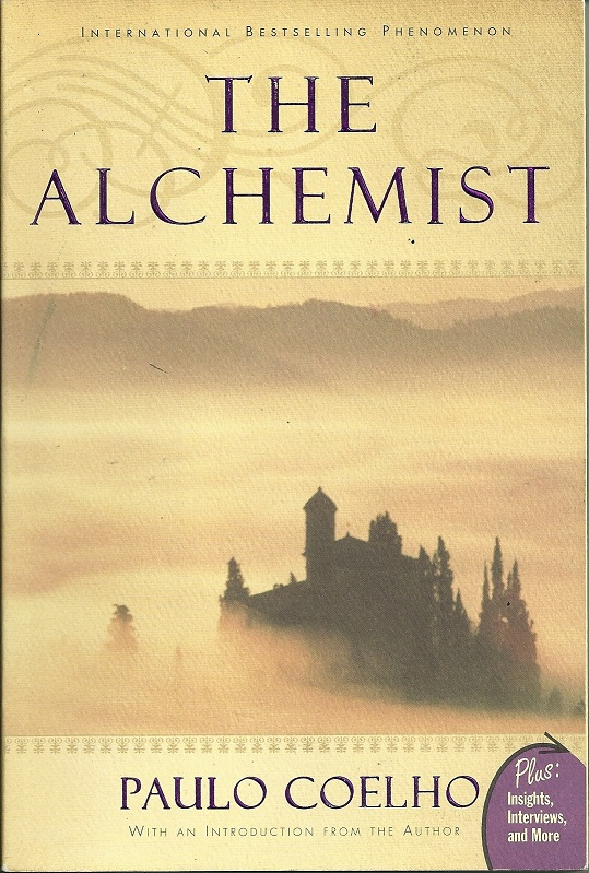 Front cover of the book The Alchemist