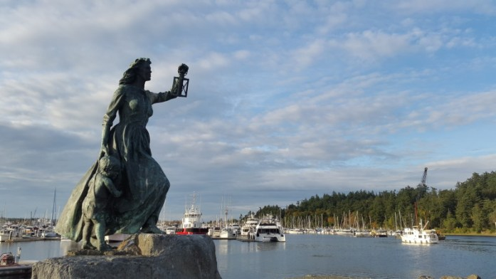 Lady by the Sea, Anacortes WA