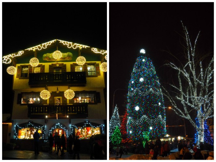Leavenworth Christmas Lighting Festival - LiveRecklessly.com